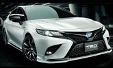 Toyota Camry Sports 2018 ใหม่ เผยชุดแต่ง TRD ที่ประเทศญี่ปุ่น