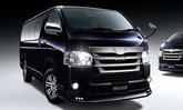 Toyota Hiace Dark Prime II 2018 เพิ่มชุดแต่ง Modellista เสริมความหล่อขึ้นไปอีก