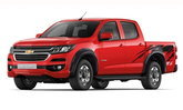 Chevrolet Colorado Tornado Edition 2019 พร้อมชุดแต่งรอบคัน ราคา 799,000 บาท
