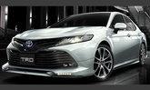 Toyota Camry 2019 ใหม่ พร้อมชุดแต่ง TRD ก่อนเปิดตัวในไทย 29 ต.ค.นี้