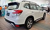 ลองจับ Subaru Forester 2019 เวอร์ชั่นพวงมาลัยขวาก่อนเปิดตัวในไทย