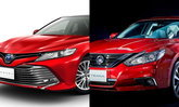 เทียบสเป็ค Toyota Camry และ Nissan Teana 2019 ตัวเริ่มต้น อ็อพชั่นใครแน่นกว่า?