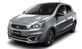 Mitsubishi Mirage Black Edition 2019 ใหม่ พร้อมชุดแต่งดำรอบคันที่ญี่ปุ่น