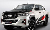 Toyota Hilux GR Sport 2019 ใหม่ พร้อมชุดแต่ง Gazoo Racing เปิดตัวที่บราซิล