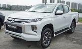 ชมคันจริง Mitsubishi Triton 2019 ไมเนอร์เชนจ์ใหม่ สวยยิ่งกว่างานเปิดตัว