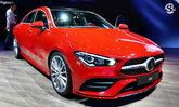 ไปดู Mercedes-Benz CLA 2019 ใหม่ คันจริงจากงานเปิดตัวที่งาน CES 2019