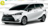 Toyota Sienta 2019 ปรับหน้าใหม่ที่ไต้หวัน เพิ่มออปชั่นไม่เพิ่มราคา!
