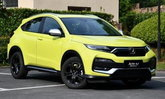 Honda XR-V 2020 ไมเนอร์เชนจ์ใหม่พร้อมขุมพลังเทอร์โบ 1.5 ลิตรเปิดตัวที่จีน