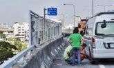 เลิกขับรถไหล่ทาง! หยุดอุบัติเหตุคร่าชีวิต