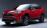 ภาพแรก Toyota RAV4 Plug-In Hybrid 2021 สปอร์ตอเนกประสงค์ที่ดุใช่ย่อย!
