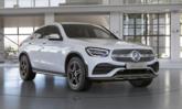 Mercedes-Benz GLC Coupé ใหม่ กับการควบรวมคูเป้และเอสยูวีเข้าไว้ด้วยกัน