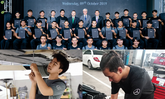 ผลักดันเยาวชน! Mercedes-Benz จับมือวิทยาลัยเทคนิคลพบุรีขยายหลักสูตรยกระดับคุณภาพ
