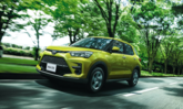 Toyota Raize 2020 ครอสโอเวอร์ขนาดพอดี ราคาเริ่มที่ 4.7 แสนบาท