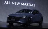 """All-new Mazda3 เมื่อการดีไซน์ผสมผสาน """"ยานยนต์ มนุษย์ ศิลปะ"""" เข้าไว้ด้วยกัน"""