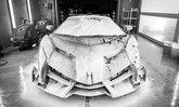 ต้องปราณีตเบอร์ไหน? ชมการล้าง Lamborghini Veneno ซูเปอร์คาร์ราคา 112 ล้าน