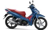 New Honda Wave 125i ยกระดับสู่ความพรีเมียมพร้อมเผยสีใหม่ Blue Metallic
