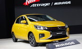 Motor Expo 2019: เปิดตัวคู่ Mitsubishi Attrage และ Mirage 2020 ไมเนอร์เชนจ์