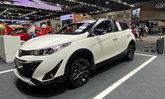 บูธรถ Toyota ในงาน Motor Expo 2019