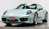 หลงรักเขียวนี้! Porsche 911 Carrera S 2012 เล็งหาบ้านใหม่ พร้อมปล่อยราว 2.5 ล้าน