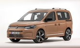 แพลตฟอร์มใหม่! Volkswagen Caddy 2020 รถตู้ไซส์เล็กเทคโนโลยีเพียบ