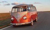 Volkswagen e-Bulli Concept รถยนต์ไฟฟ้าทรงคลาสสิก กลิ่นอายเดิมๆ ที่สายรถเก่าถวิลหา