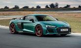 มี 50 คันเท่านั้น! Audi R8 Green Hell Edition ที่สร้างขึ้นเพื่อรำลึกถึงรถแข่ง R8 LMS