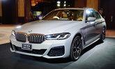 BMW 5 Series LCI 2021 (G30) ใหม่ เปิดตัวแล้วในไทย ราคาเริ่มต้น 2,999,000 บาท