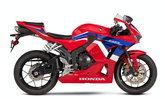 Honda CBR600RR 2021 ใหม่ เคาะราคาแนะนำในไทย 549,000 บาท
