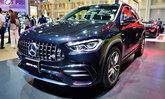 Mercedes-AMG GLA 35 4MATIC 2021 ใหม่ เผยโฉมที่มอเตอร์โชว์ ราคา 3,190,000 บาท