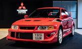 Mitsubishi Lancer Evolution VI รุ่นพิเศษทำราคาประมูลสูงถึง 4.3 ล้านบาท