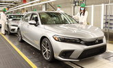 All-new Honda Civic 2021 ใหม่ เริ่มเดินสายการผลิตแล้วในประเทศแคนาดา