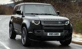 Land Rover Defender V8 2021 ใหม่ เพิ่มเครื่องยนต์ 8 สูบ กำลังสูงสุดถึง 525 แรงม้า