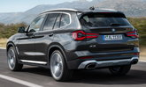 BMW X3 และ X4 2022 (LCI) ปรับโฉมใหม่เพิ่มความดุดันยิ่งกว่าเดิม