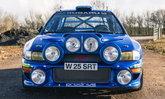 ปิดประมูล SUBARU IMPREZA อดีตตัวแข่ง WRC ปี 2000 ในราคา 27 ล้านบาท