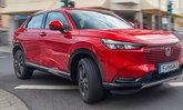 All-new Honda HR-V e:HEV 2022 ใหม่ เผยภาพจริงก่อนวางจำหน่ายในยุโรป