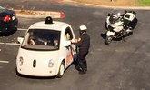ตร.สหรัฐฯจับรถไร้คนขับของกูเกิลข้อหาขับช้าเกินไป