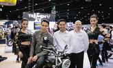 Triumph เปิดตัวทายาทบอนเนวิลล์ใหม่ 5 รุ่นที่งาน Motor Expo 2015