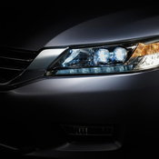 New! Honda Accord 2013