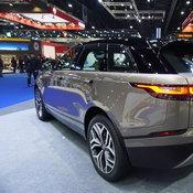 รถใหม่ Jaguar/Land Rover - Motor Show 2018