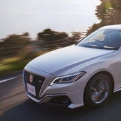 Toyota Crown 2018