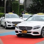 แท็กซี่ Mercedes-Benz C350e Avantgarde