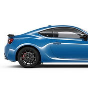 Toyota GT86 Club Series Blue Edition 2018
