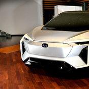 Subaru Evoltis อเนกประสงค์ไฟฟ้าที่เหล่าสาวกรอคอย คาดเปิดตัวทางการปี 2021
