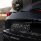 ขอเพิ่มความแรง! Toyota Supra GR 450 ฝีมือแต่งสุดดุดันจาก Manhart