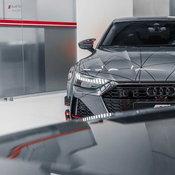 Audi RS7-R กับสมรรถนะที่โหดขึ้น และลายกราฟิกสุดโดดเด่นคล้ายไอ้แมงมุม