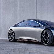 อดใจรออีกนิด! Mercedes-AMG EQS เผยสเปกเพิ่มเติม คาดเปิดตัวปี 2022