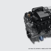 Honda City e:HEV (Malaysian Spec)