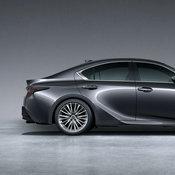 2021 Lexus IS (US Spec)