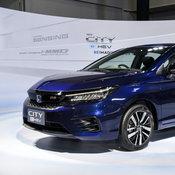 Honda City e:HEV 2021