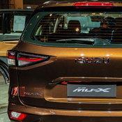 All-new Isuzu MU-X 2021